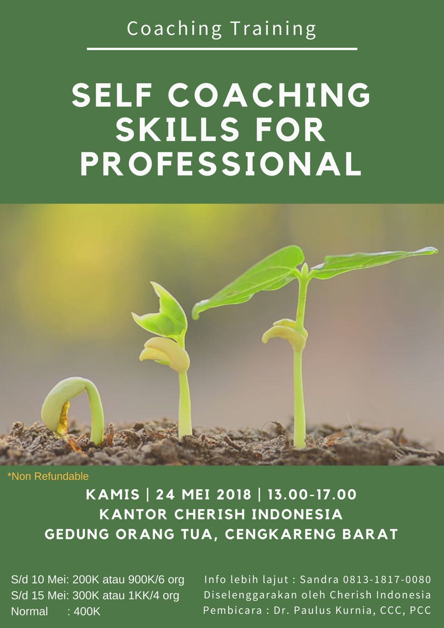 Self Coaching event