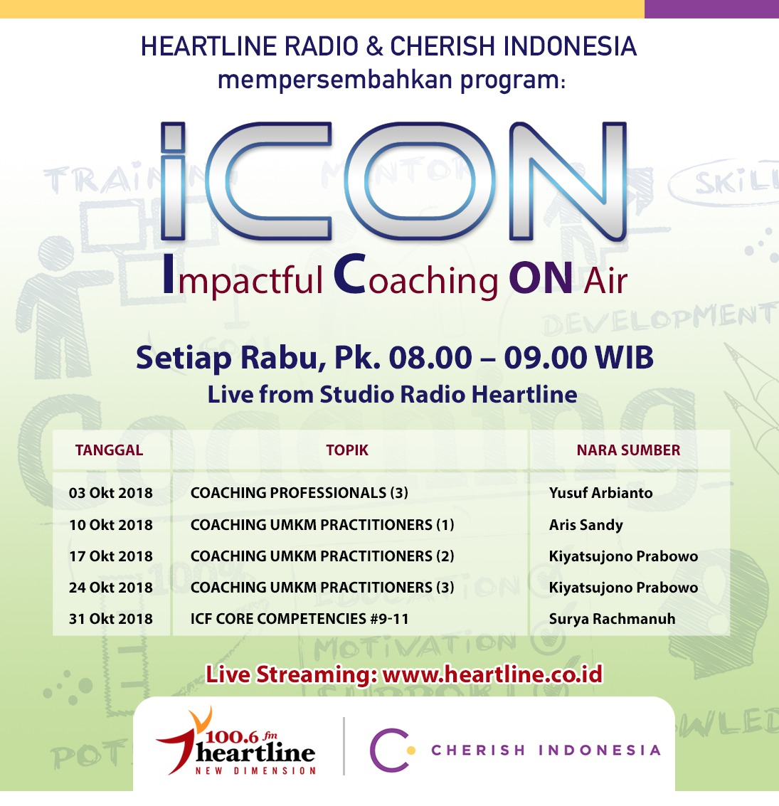 Coaching Professionals (3) – iCON