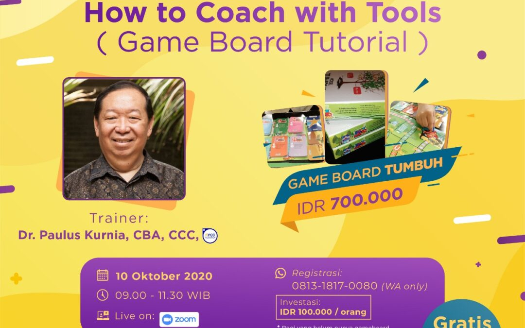 How to Coach With Tools (Game Board Tutorial)