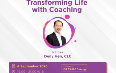 Transforming Life with Coaching
