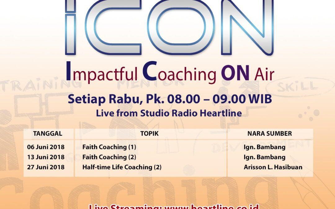Half Time Life Coaching 2 -iCON