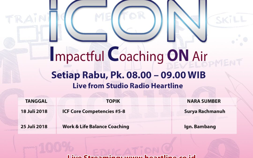 Work & Life Balance Coaching – iCON