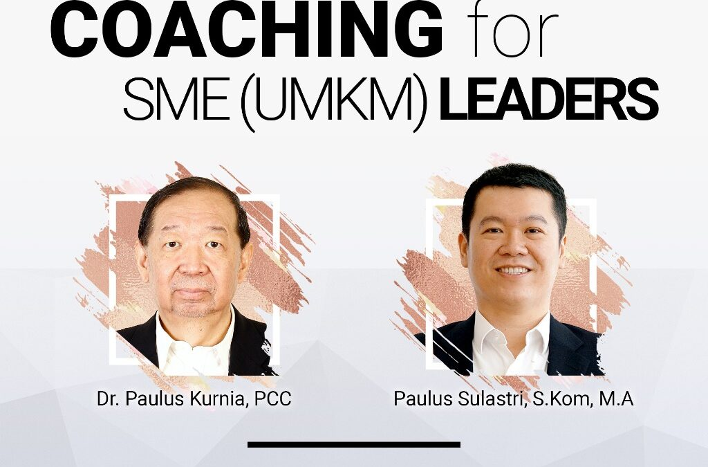 Coaching for SME (UMKM) Leaders
